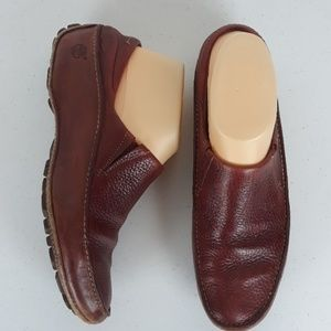 TIMBERLAND LEATHER DRIVING SHOES  SIZE 8M